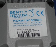 BENTLY NEVADA PROXIMITOR SENSOR 330100-90-00