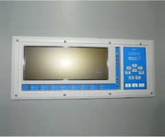 Bently Nevada. System Display Panel Mount 3500-93-07-01-01-01