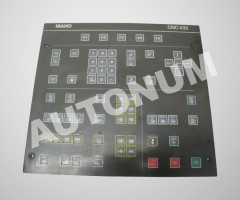 Philips -Maho CNC 432  KeyBoard